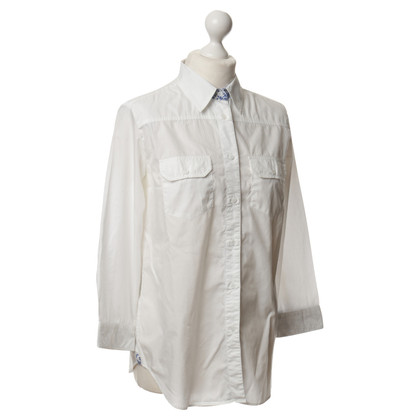 Paul & Joe Blouse in white