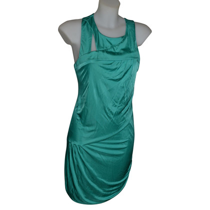 Patrizia Pepe Groene mini jurk