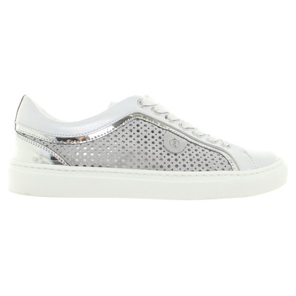 Bogner Silver colored sneakers