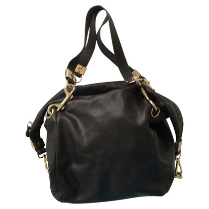 Jimmy Choo Brown leather bag