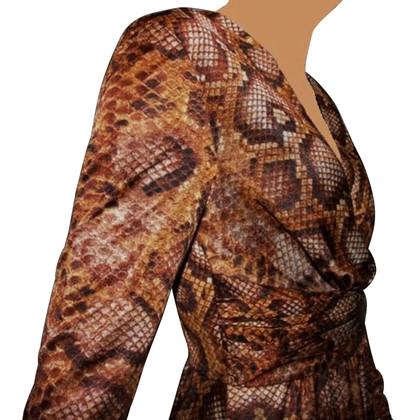 Altuzarra Kleid im Schlangenlook