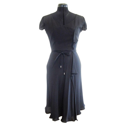 Armani Silk dress in black