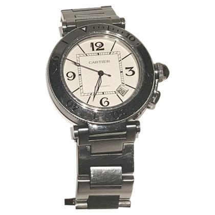 """Cartier Clock """"Pasha Seatimer"""""""