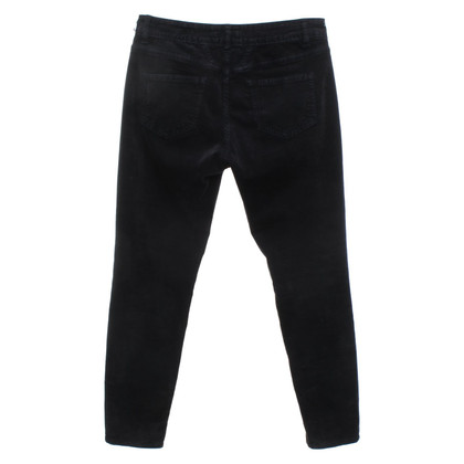 Closed Pantaloni di velluto neri