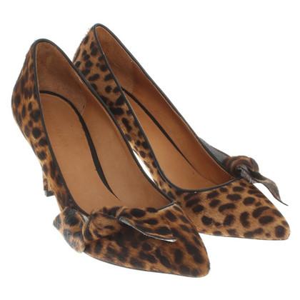 Isabel Marant Etoile pumps with leopard print