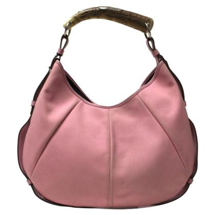 Yves Saint Laurent Mombasa Bag in Rosa