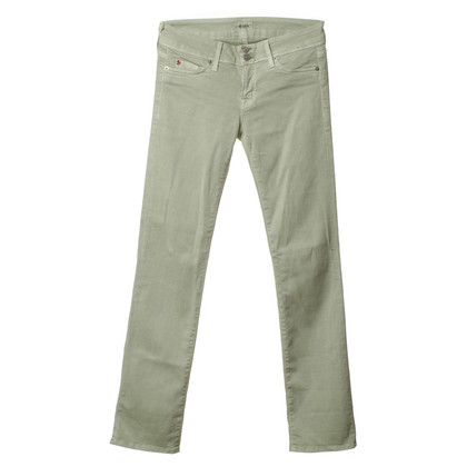 Hudson Mintfarbene jeans