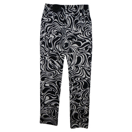 Laurèl trousers with high cut