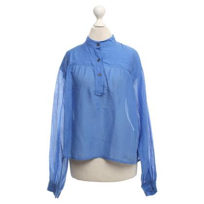Isabel Marant Etoile Blouse shirt in Blauw