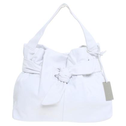 Coccinelle White Leather handbag