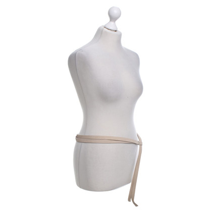 Brunello Cucinelli Snakeskin belt