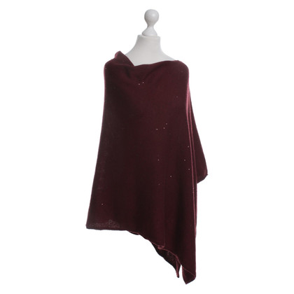 Bruno Manetti Poncho with sequins