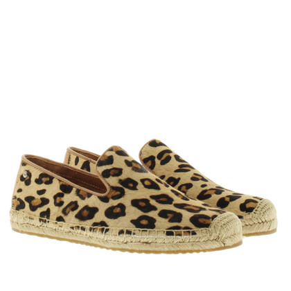 Ugg Espadrilles im Leoparden-Design