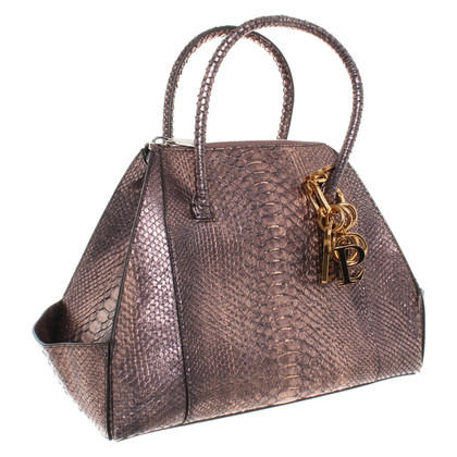 La Perla Handtasche aus Schlangenleder
