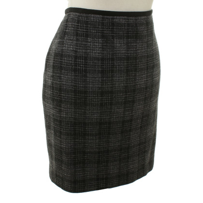 Marc Cain Mini rok Plaid