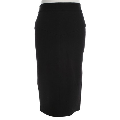 Diane von Furstenberg Pencil skirt in black
