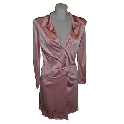 Gucci Rosafarbenes Kleid