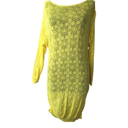 Patrizia Pepe Yellow top dress