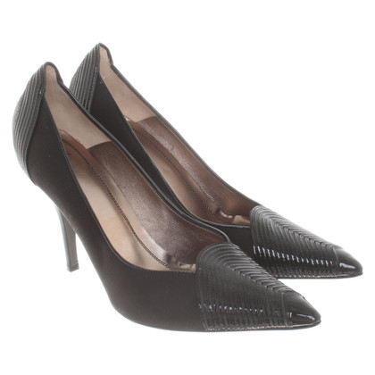 Hugo Boss pumps tip in zwart