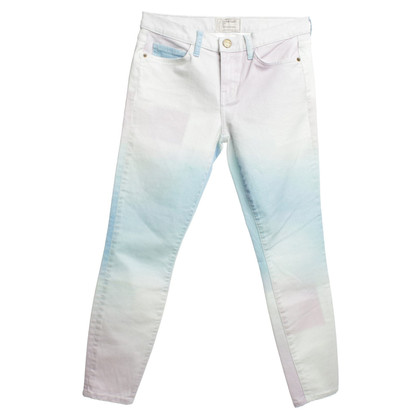 Current Elliott Jeans aux couleurs pastel