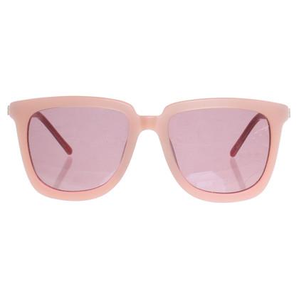 Bruuns Bazaar Sonnenbrille in Rosa