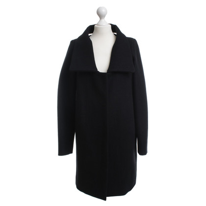 Chloé Coat in black