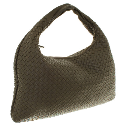 Bottega Veneta Handbag in khaki