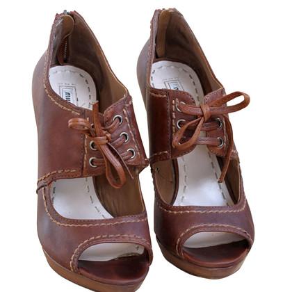 Miu Miu Miu Miu High Heels Sandalen