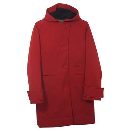 Prada red Coat