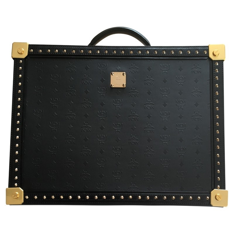 Mcm Koffer Limited Edition Second Hand Mcm Koffer Limited