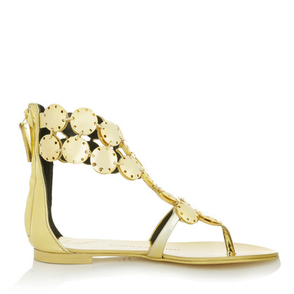 Giuseppe Zanotti Tythes Renner in gold
