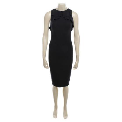Red Valentino Elastische jurk in donkerblauw