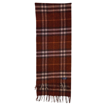 Burberry Scarf made of lambswool