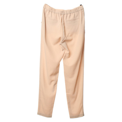 René Lezard Trouser in nude