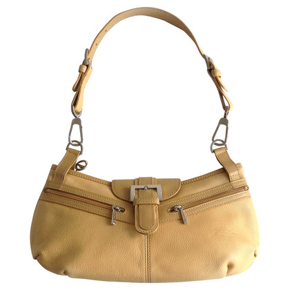Longchamp Sac à main beige