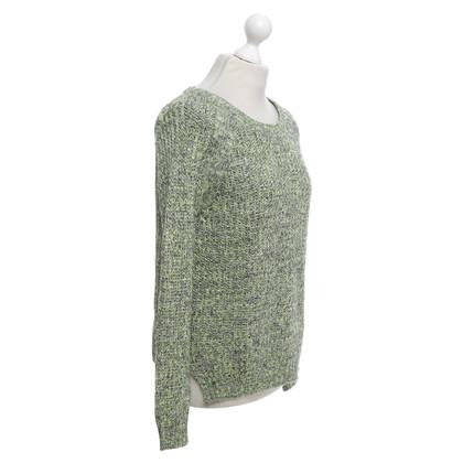 Dear Cashmere Sweater in green