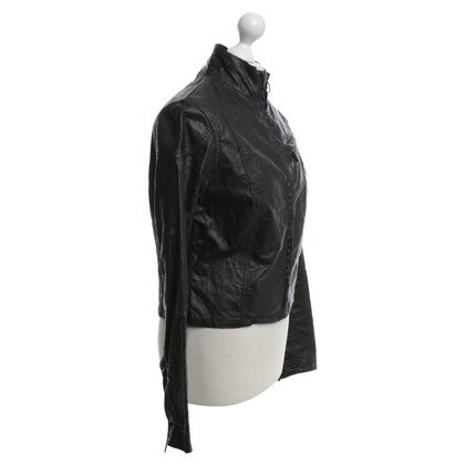 Barbour Linen jacket in black