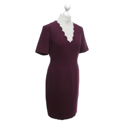 French Connection Dress in plum