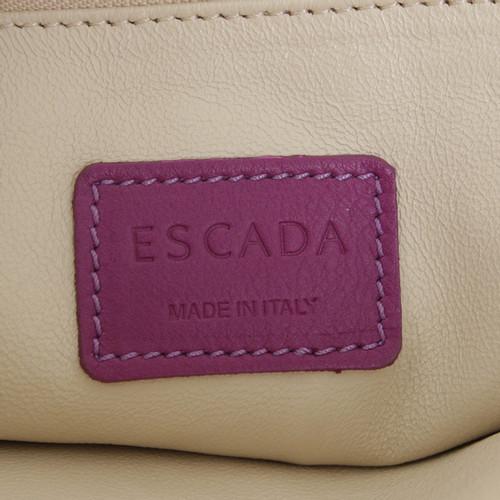 Escada Shopper in Multicolor Bunt / Muster