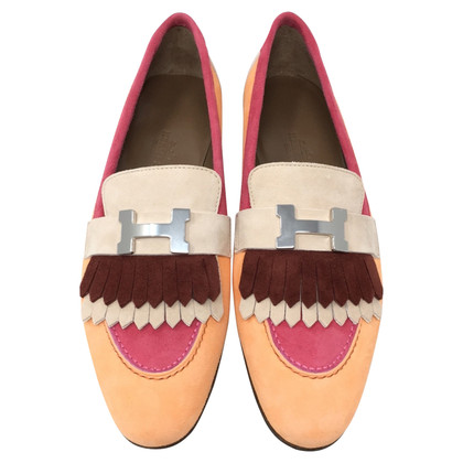 Hermès Loafers in multicolor