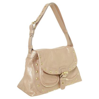 Coccinelle Lachsfarbene Handtasche