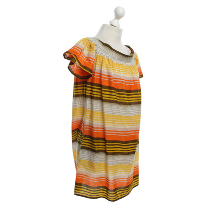 French Connection Striped dress in color