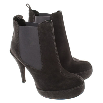 Pedro Garcia Ankle Boots in Gray