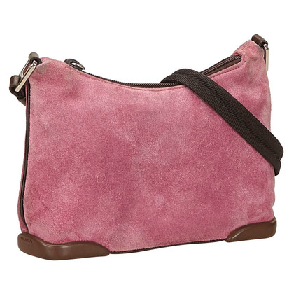 Prada Shoulder bag made of suede