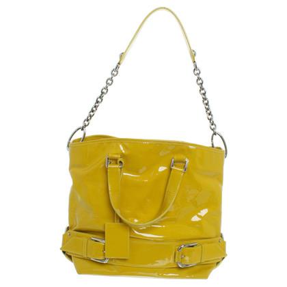Dolce & Gabbana Amanti dello shopping in giallo