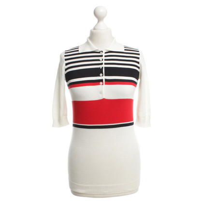 D&G Polo shirt with stripes