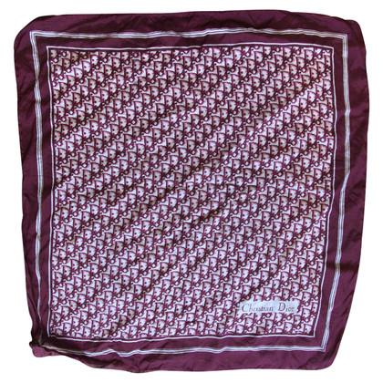 Christian Dior Dior sciarpa quadrata