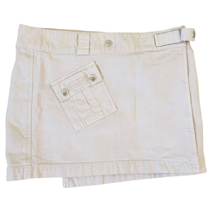 Belstaff Wrap Skirt in Beige