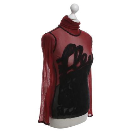 Jean Paul Gaultier Dolcevita in Black / Red