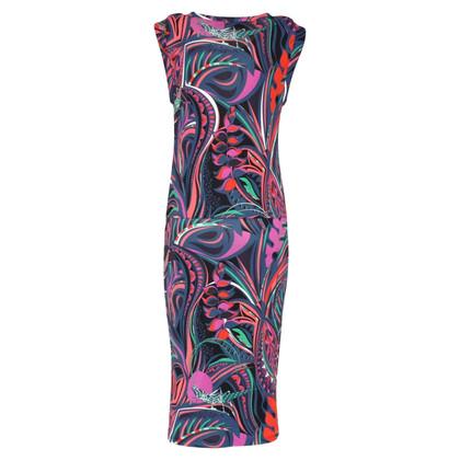 Emilio Pucci Gedrukte jurk